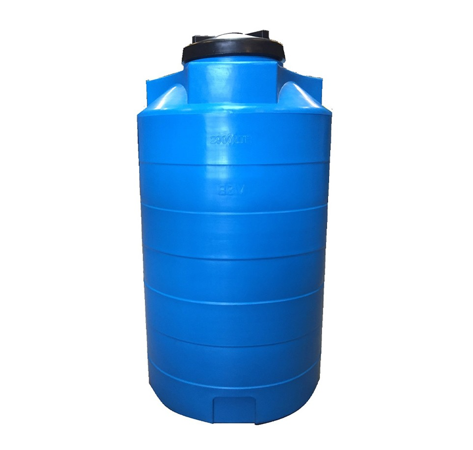 BBV 2000 watertank