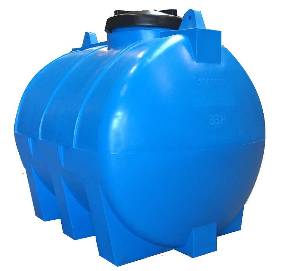 Watertank 2000 liter BBH